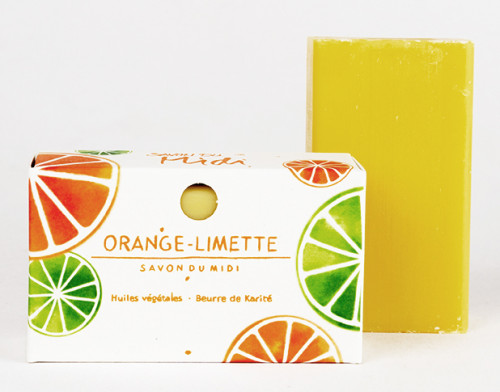 KaritéSeife Orange-Limette 100g