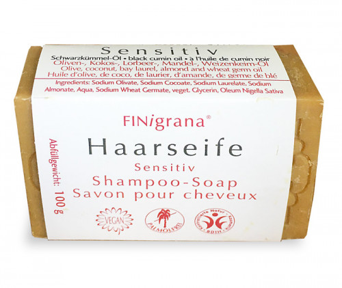 Haarseife Sensitiv