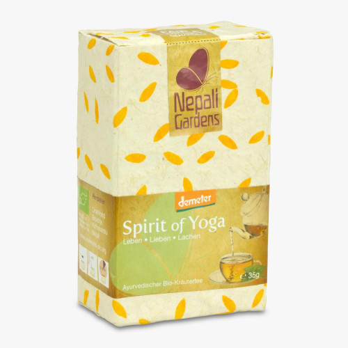 Spirit of Yoga Kräutertee
