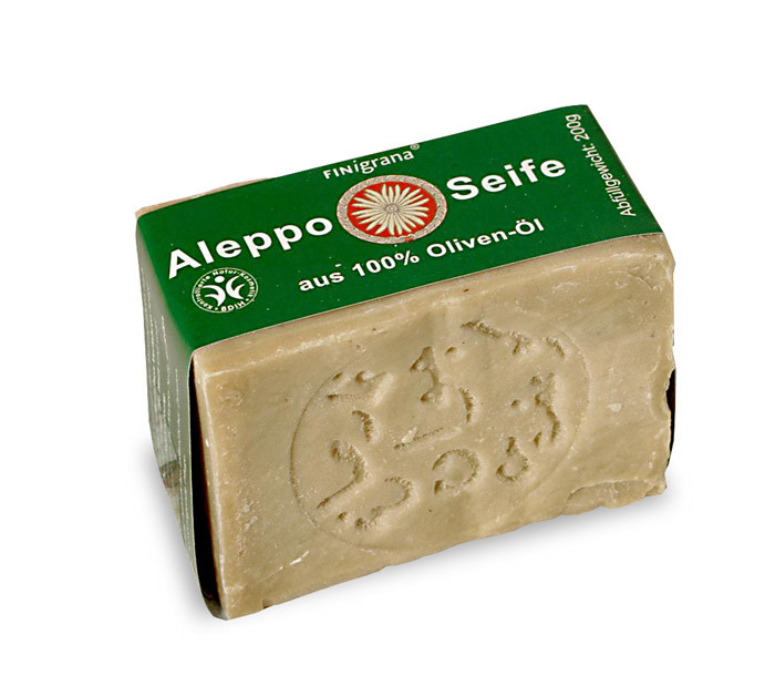 Alepposeife 100% Olivenöl 200g