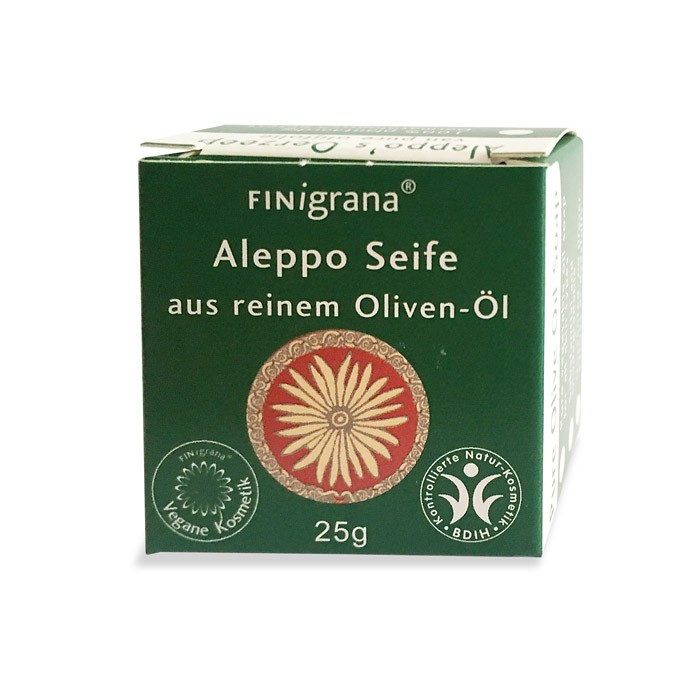 Mini-Alepposeife 100% Olivenöl 25g