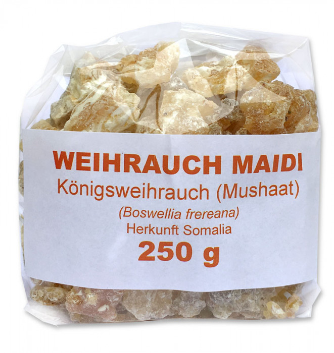 Weihrauch Maidi Mushaat 250g