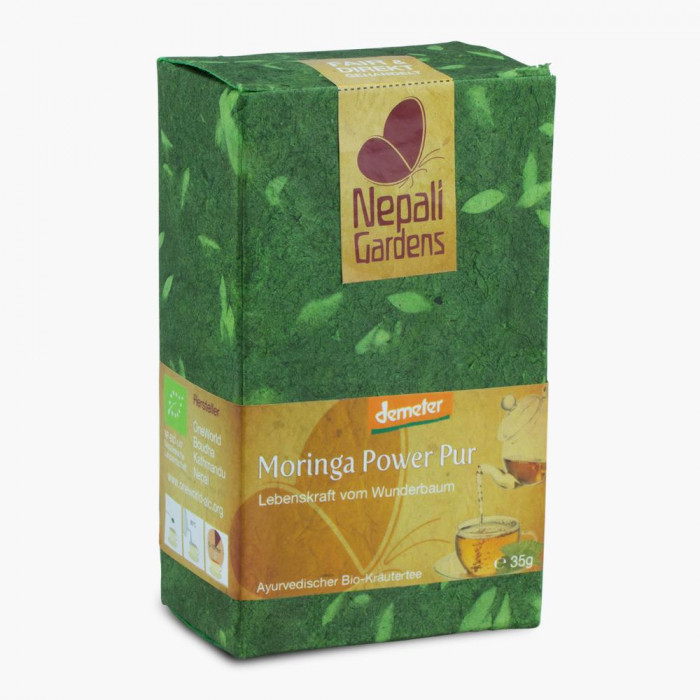 Moringa Power Pur Kräutertee